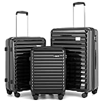 Coolife Polycarbonate 3-Piece Set (With Aluminum Frame)