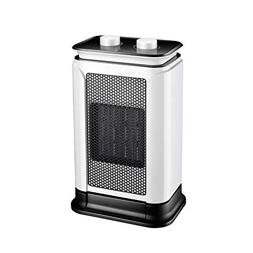 RUIMA Mini Heater- Keramik PTC Heizung Desktop Home Kopf schütteln Mute Energiesparende Heizung 3 Datei Einstellbare 1500W