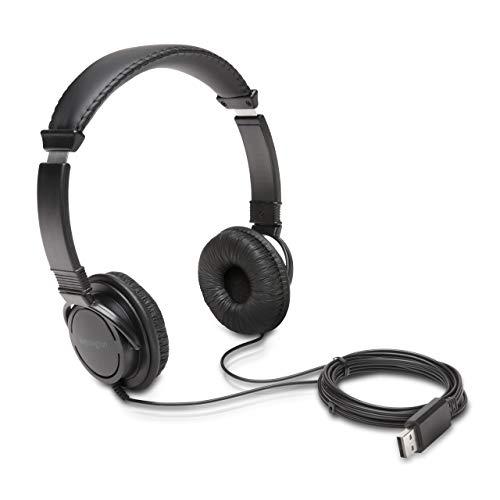 Kensington USB-A Hi-Fi Headphones (K97600WW)