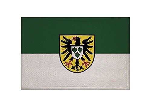 U24 Aufnäher Bodman-Ludwigshafen Fahne Flagge Aufbügler Patch 9 x 6 cm