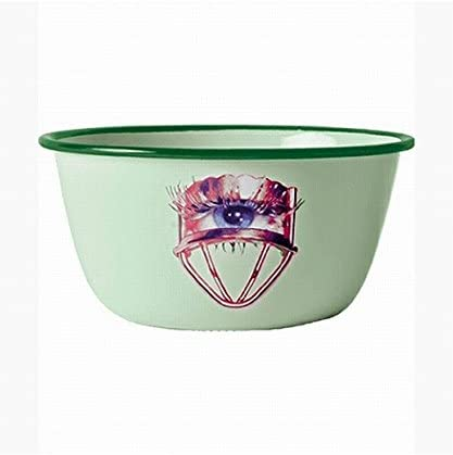 Seletti Wears Toiletpaper Max 50% Free shipping on posting reviews OFF - Bowl Antique Green Eye