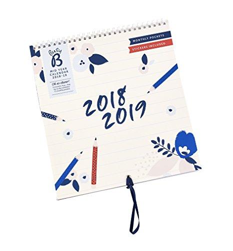 Busy B 7505 - Calendario 2018 - 2019