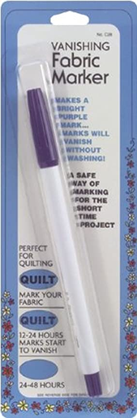 Collins Vanishing Fabric Marker, Purple, Regular