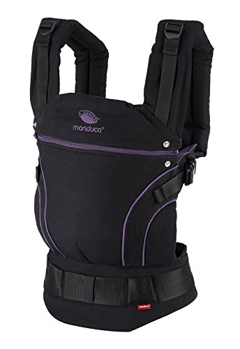 manduca First Baby Carrier/Porte Bebe BlackLine Porte-Bébé...
