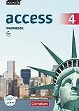 English G Access - Allgemeine Ausgabe / Band 4: 8. Schuljahr - Workbook mit Audios online - Jörg Rademacher