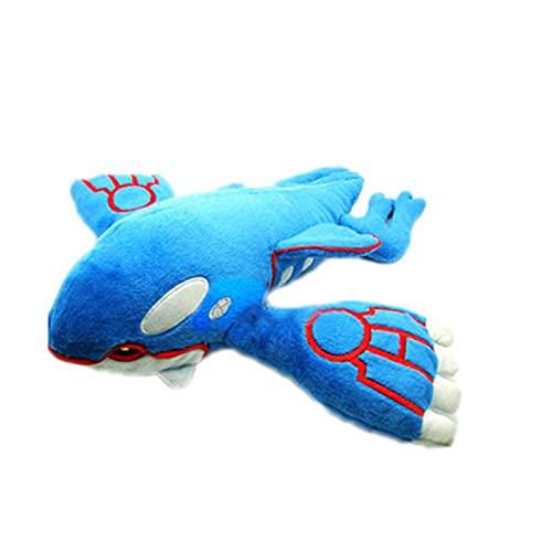 Plush Doll XY 8.6 inch Kyogre Stuffed Plush Doll 22cm Blue