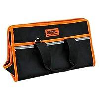 ツールバッグ小さなプロのツールバッグ多機能電気技師ツールバッグ27x12x15cm 工具バッグ ツールバッグ