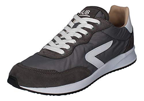 HUB FOOTWEAR - LINE S30 - grey white