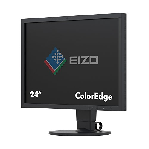 Eizo ColorEdge CS2420 - Monitor Profesional para Fotografía 24' (Panel IPS, Resolución 1920 X 1200 Angulo visión 178°,...