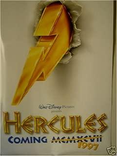 hercules 1997 poster