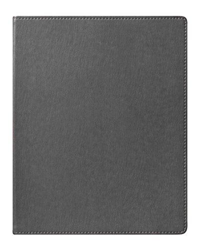 Eccolo World Traveler 8' x 10' Simple Journal, Gray (D521S)