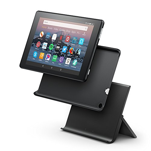 Show Mode Charging Dock for Fire HD 8 (Not compatible with 2020 10th generation Tablet, only compatible with 7th and 8th Generation Tablets – 2017 and 2018 Releases)