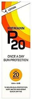 [P20] P20のSunfilter 100ミリリットルSpf 20 - P20 Sunfilter 100ml SPF 20 [並行輸入品]