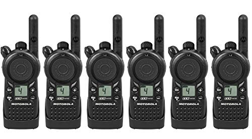 Purchase Motorola CLS1410 UHF Frequency Professional Two Way Radio (6-Pack)
