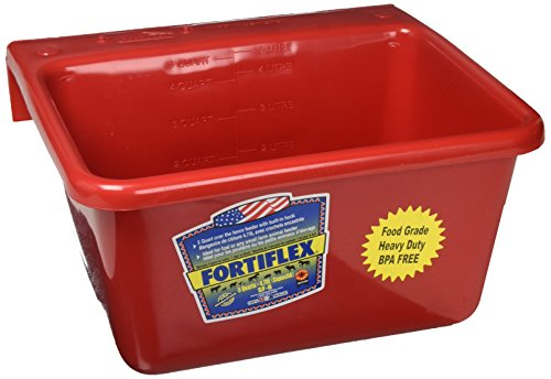 Fortex Industries Cl-ture Feeder Rouge 6 Quart - 1306602