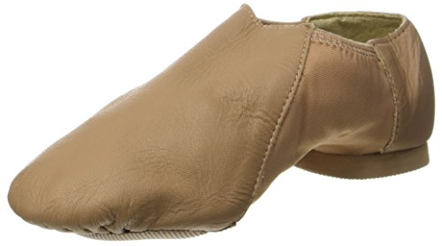 So Danca Jze45, Zapatillas Jazz Niñas, Beige Caramel