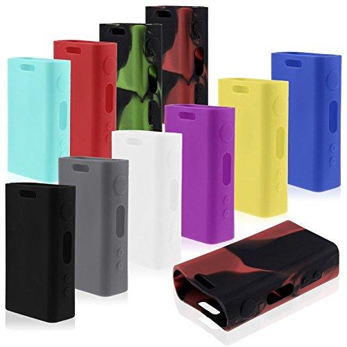Schutzhülle für Elefant Istick 50W, Silikon, verschiedene Farben