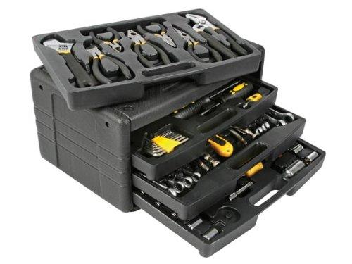 Perel HST0099 - Caja de herramientas (39 unidades)
