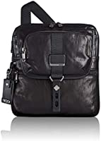 TUMI Mens Alpha Bravo Shoulder Bag
