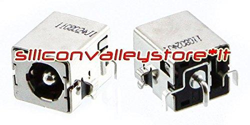 siliconvalleystore DC Power Jack connettore di Alimentazione Notebook ASUS X53 X53S K53 K53E K53S
