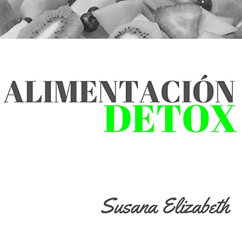 Alimentación Detox audiobook cover art
