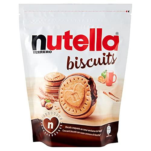 Nutella Biscuits - Una deliciosa galleta crujiente con toda la cremosidad y el sabor único de Nutella !