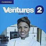 Ventures Level 2 Class Audio CDs