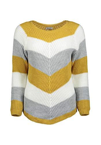 Zabaione Pullover Fabia, Größe:S/M, Farbe:Gelb