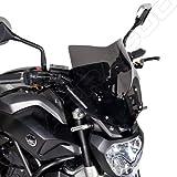 Barracuda Aerosport Windschild Yamaha MT-07