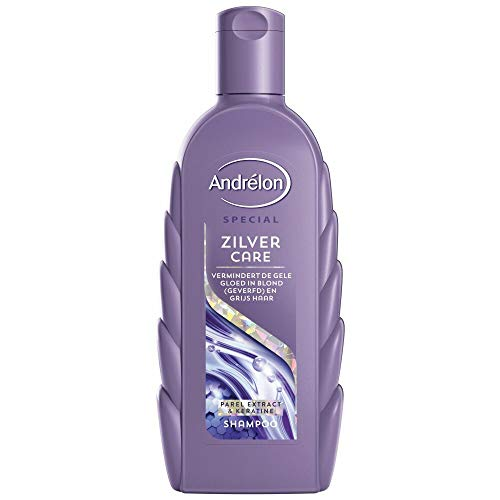 Andrelon Shampoo Zilver Care, 300 ml