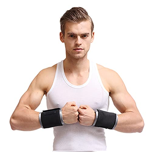 ZXQZ Ankle Weights, 0.25kg/ 0.5kg/ 1kg/ 1.5kg/ 1.8kg Adjustable Wrist Arm Hand Weights Sets, for Men Women Child, Used for Workouts At Home, Boxing Pilates Yoga Dancing and Resistance Training