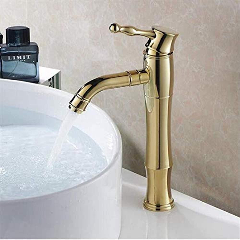 Wasserhahn Küche Bad Garten Wasserhhne Waschtischarmatur Einloch-Wasserhahn Heie Und Kalte Wasserhahn Ctzl5630