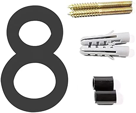 Ruiboyer Floating Max 84% OFF House Number Visibility Popular popular Modern S Numbers