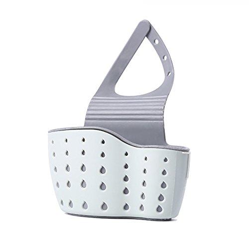 FENG - Escurreplatos triangular, multifuncional, para cocina, cuarto de baño