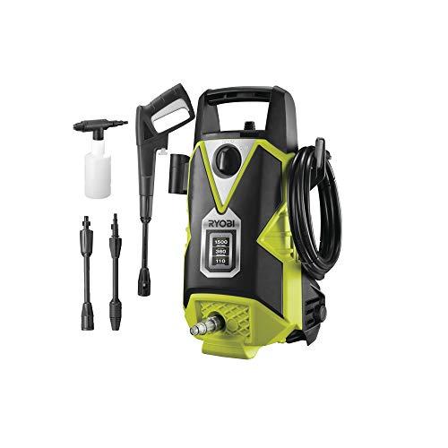 Ryobi RPW110B Pressure Washer, 1500 W, Amazon Exclusive