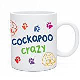 Cockapoo Crazy Coffee & Tea Novelty Mug for The Poo Dog Lover