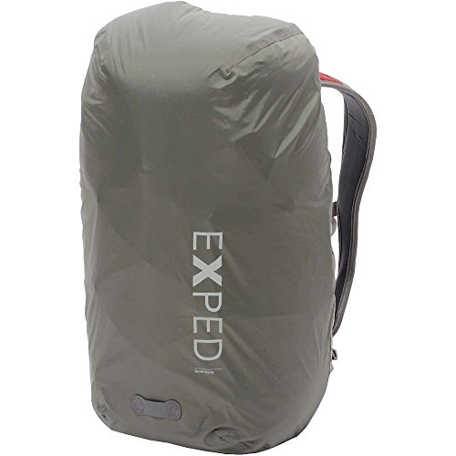 EXPED RAINCOVER BACKPACK LARGE (CHARCOAL)