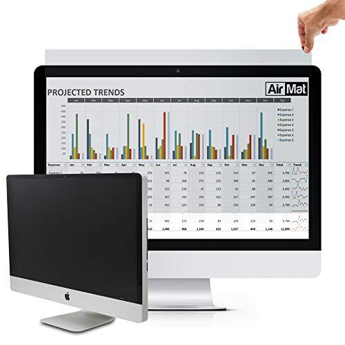 Premium Desktop Blickschutzfilter 19 zoll, Privacy Screen Filter & Blickschutzfolie für Standard Computermonitore - von AirMat. Schützt vor unerwünschten Blicken.
