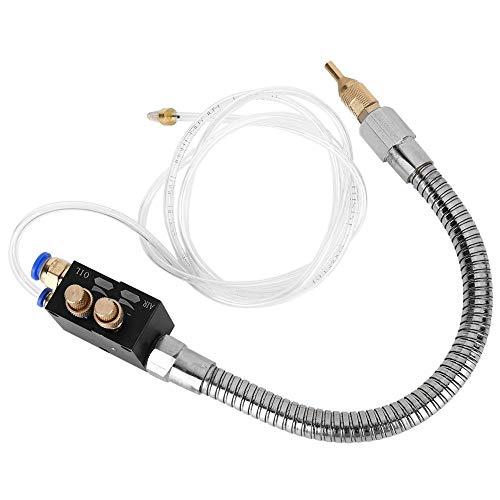 STR-01 Sistema de Pulverización de Lubricación Con Refrigerante Por Niebla Para Máquina de Enfriamiento de Grabado de Corte de Metal/Taladro de Fresado de Torno CNC de Tubería de Aire(STR-01)