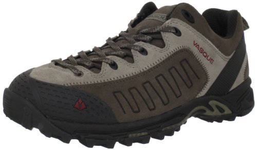 Vasque Men's Juxt Multisport Shoe,Aluminum/Chili Pepper,10 W US