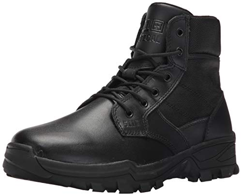 5.11 Men's Speed 3.0 5' Military & Tactical Boot, Black, 11 M US