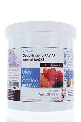 Veana bleu & Marine Hot Caviar Peel Off Maschera, 1er Pack (1X 400G)