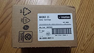 Imation 46168 Tape - Magnus 2.5 GB Data Cartridge SLR 4 5 GB