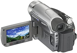 Sony DCR-HC96 MiniDV 3.3MP Digital Handycam Camcorder with 10x Optical Zoom (Includes Handycam Station) (Discontinued by Manufacturer)