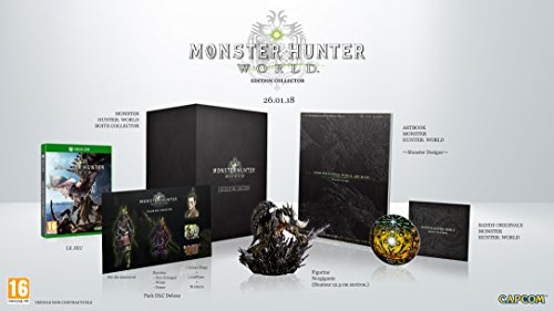 Monster Hunter World - Collector Edition