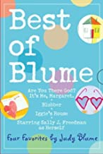 Best of Blume: Are You There God? It's Me, Margaret/Blubber/Iggie's House/Starring Sally J. Freedman As Herself