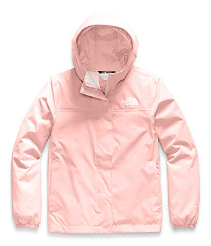 The North Face, Girl's Resolve Reflective Jacket, regenjas