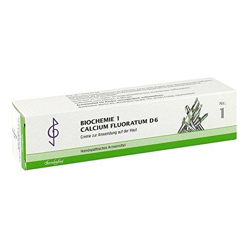 Biochemie 1 Calcium Fluoratum D 6 Creme