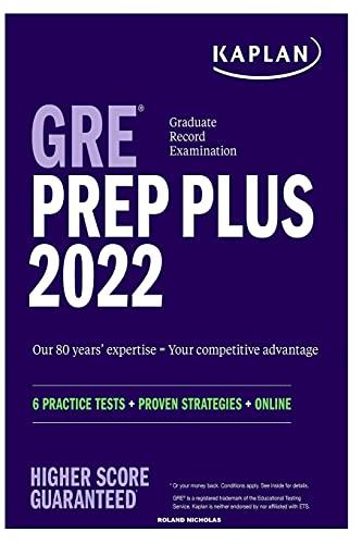 GRE 2022
