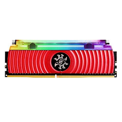 XPG Spectrix D80 Liquid-Cooled RGB DDR4 3200MHz 16GB (2x8GB) 288-Pin PC4-25600 Desktop...